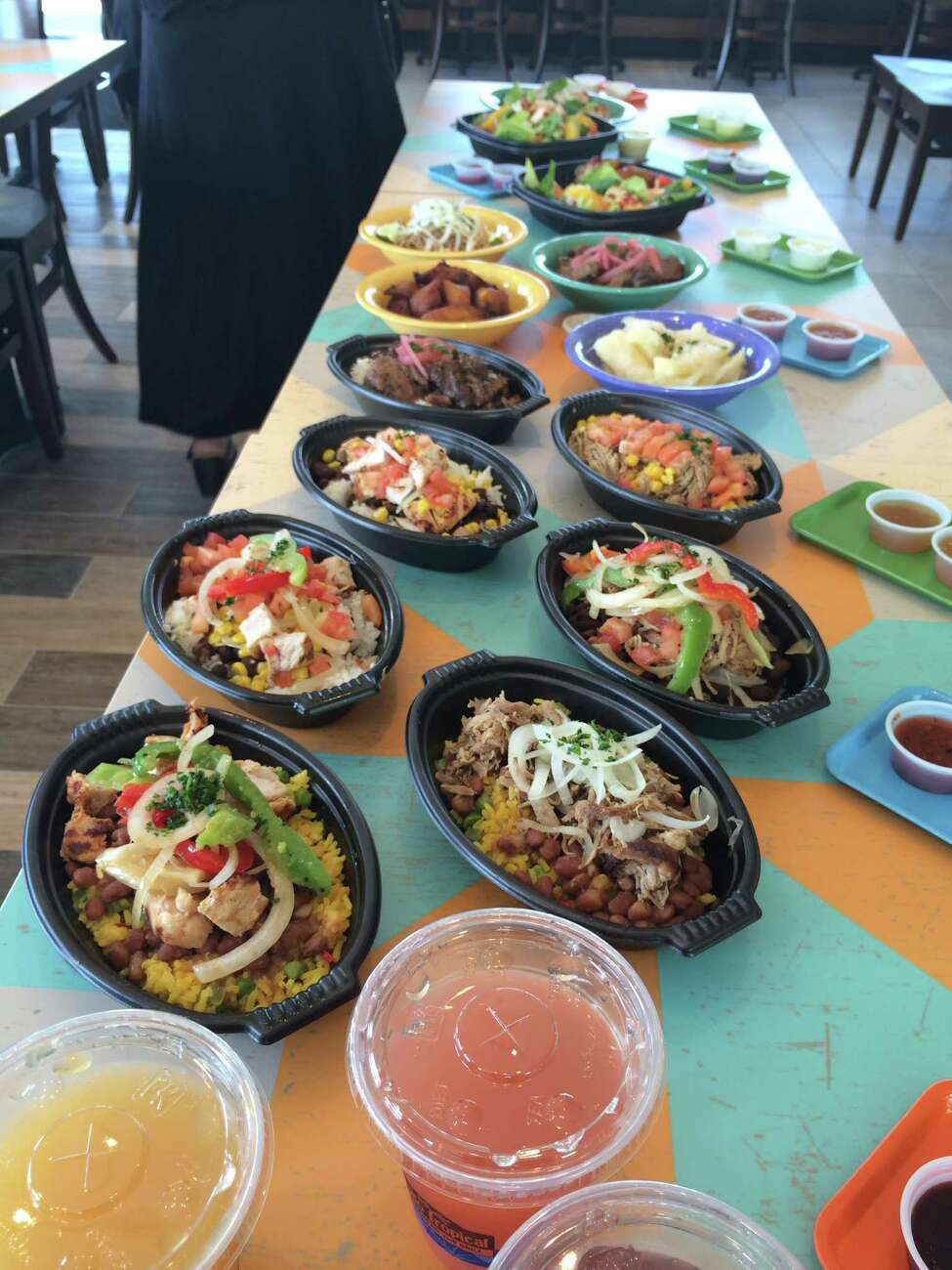 Pollo Tropical, a sister restaurant to Taco Cabana, opens its first Alamo City location on Wednesday on the Northwest Side near Loop 1604.