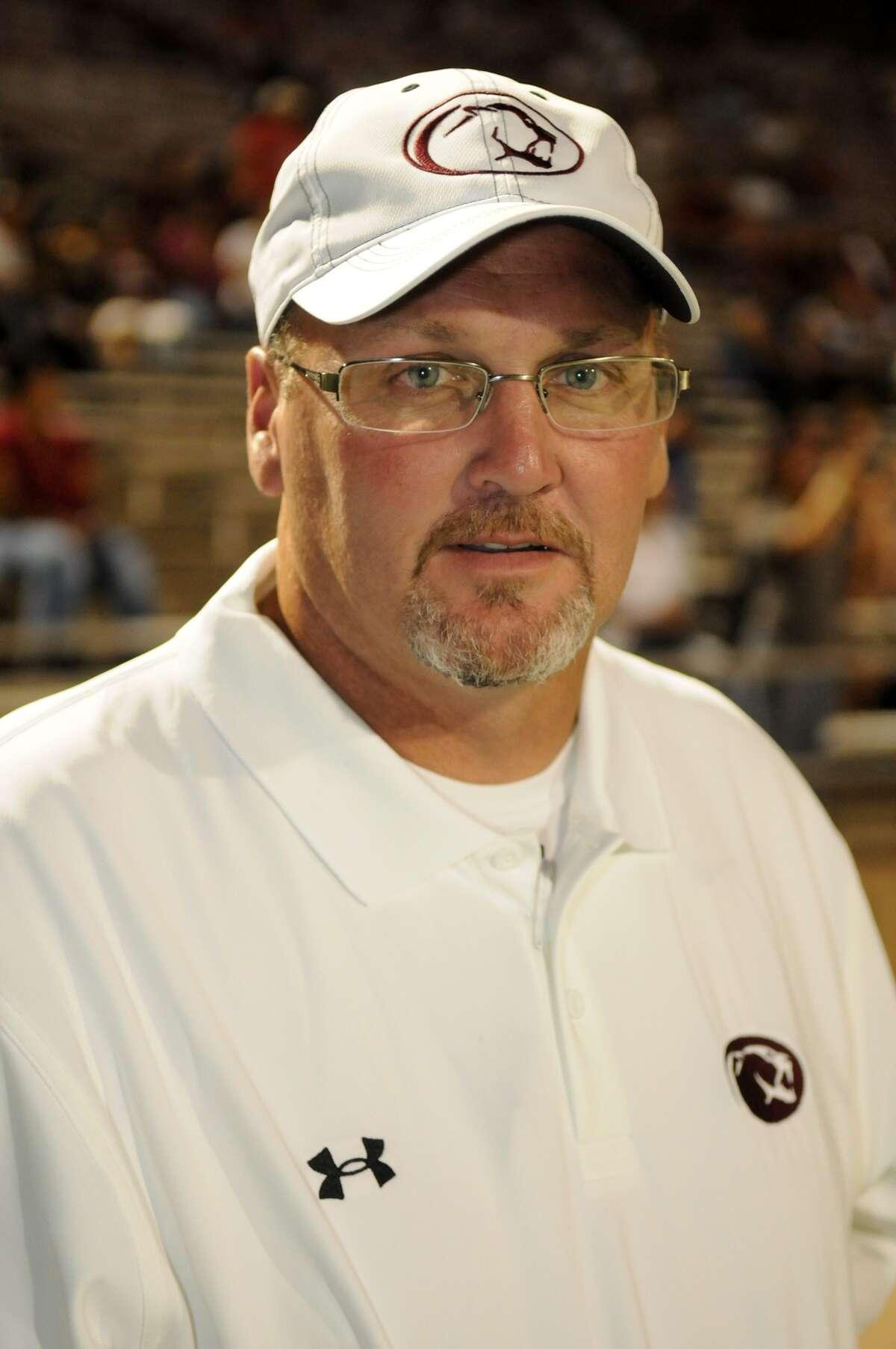 Kempner head coach Darrin Andrus