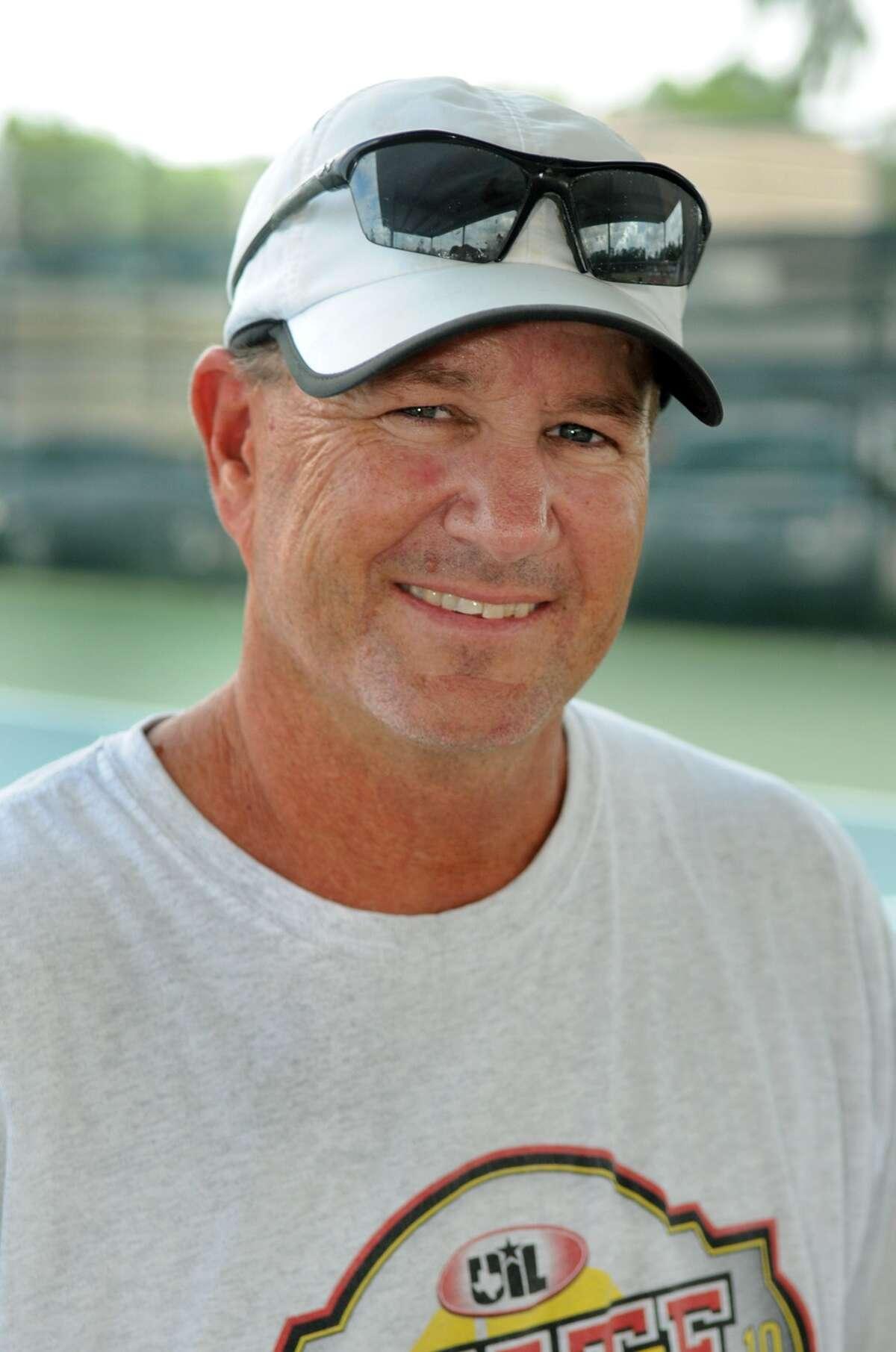Memorial Head Coach Budd Booth
