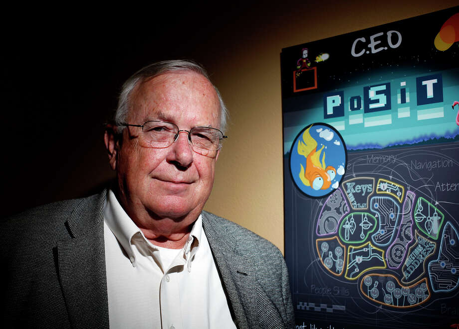 Dr. Michael Merzenich, the Chief Scientific Officer of PositScience, at their offices in San Francisco, Calif., on Friday, September 12, 2014. Photo: Sarah Rice / Special To The Chronicle / ONLINE_YES
