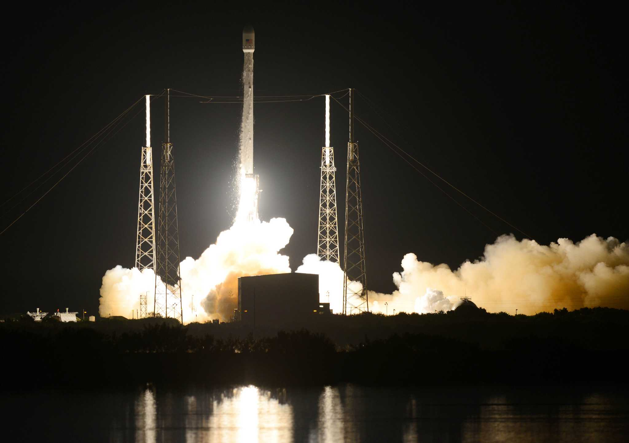 spacex dragon launch texas - photo #13
