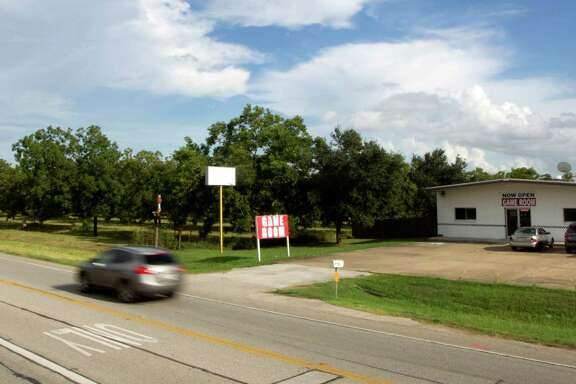 A game room is photographed on FM 359 on Friday, Sept. 5, 2014, in Richmond.