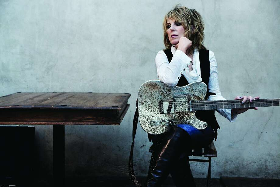 Lucinda Williams performs at the Hardly Strictly Bluegrass Festival. Photo: Courtesy Of The Artist