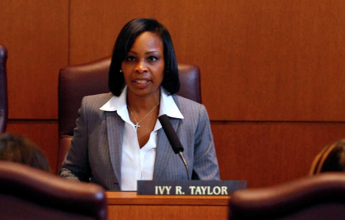 San Antonio Mayor Ivy Taylor Map: Find your City Council district