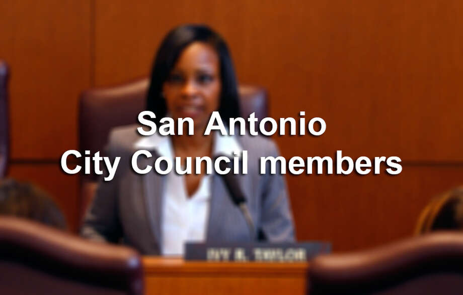 With the 2015 elections over, see who now represents your district on San Antonio's City Council. Photo: San Antonio Express-News / © 2014 San Antonio Express-News