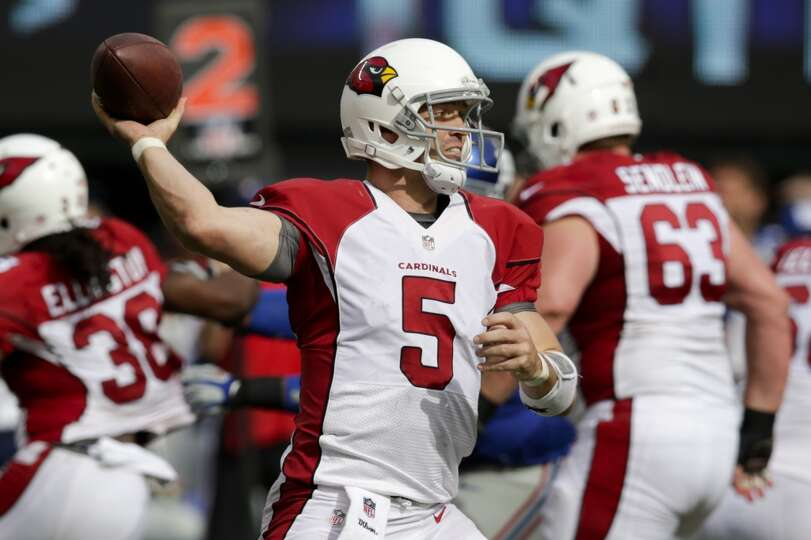 #6 Arizona Cardinals (2-0)   Last week:  #12  The Cardinals