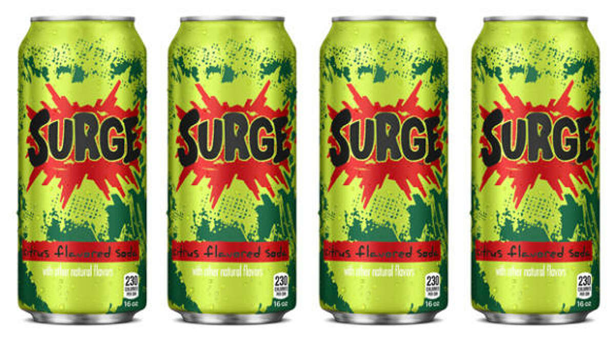 '90s acts and products that deserve a comeback Bring back the '90s! Surge, the extra sugary Coca-Cola product, will soon be back on shelves. And the soft drink isn't the only item from the end of the 20th Century to see a sudden resurgence in the past year. See which 1990s items have earned a comeback, and which ones are already back.