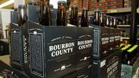 Goose Island Beer Co. is previewing this year's Bourbon County beers at the Untapped Festival.