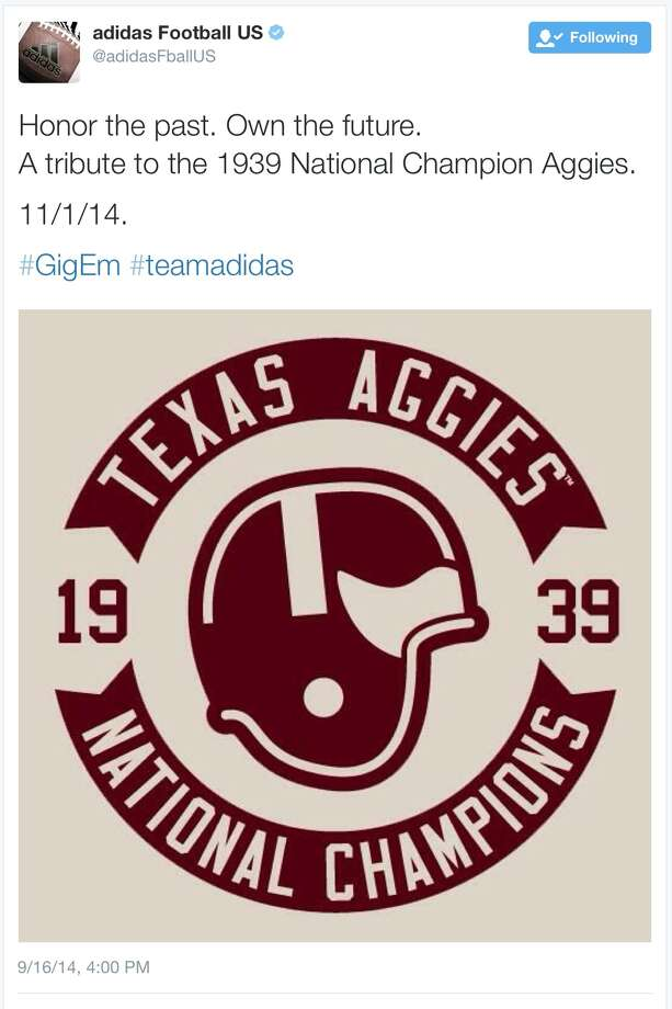 Aggies tightlipped on possible 1939 throwback uniform - San