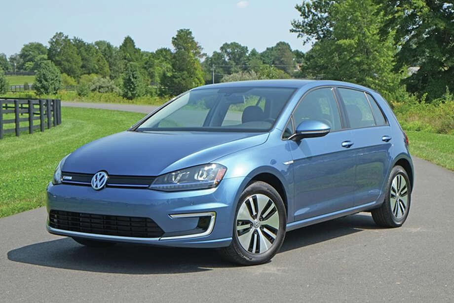 2015 Volkswagen e-Golf (photo © Dan Lyons - all rights reserved) / copyright: Dan Lyons - 2014