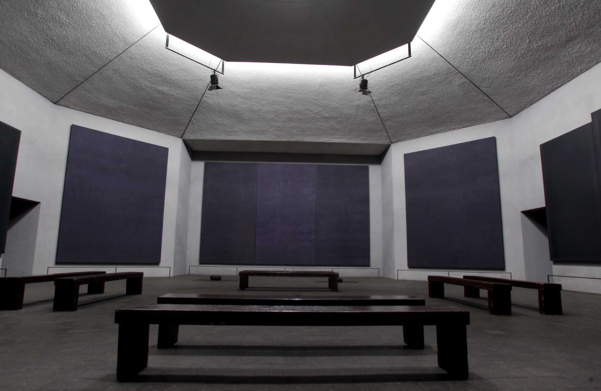 rothko chapel thesis This is a case for mark rothko rectangles after rectangles after rectangles rothko was a truly prolific artist who found his groove painting hazy swatches.