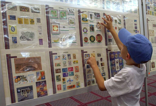 Now through Sunday, Sept. 21Greater Houston Stamp ShowMore than 30 stamp dealers from around the nation will be showing and selling at this free event at the Humble Civic Center. Other festivities will include exhibits, an auction, a beginners' booth, presentations and door prizes. 10 a.m.-6 p.m. Friday and Saturday and 10 a.m.-4 p.m. Sunday; 8233 Will Clayton Parkway in Humble; houstonstampclub.org. Photo: Kathleen Oehler, FREELANCE / FREELANCE