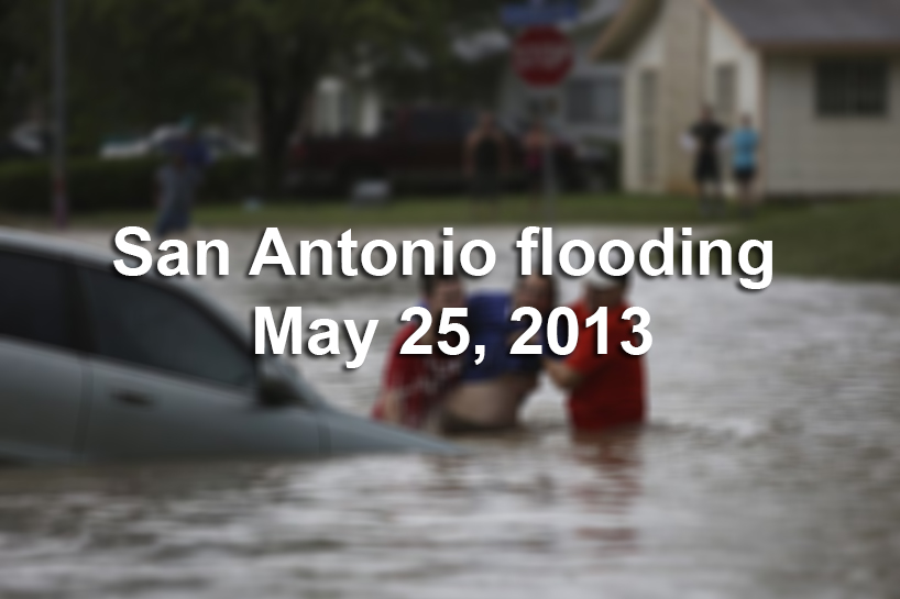 Two Years Ago San Antonio Saw One Of Its Worst Floods In