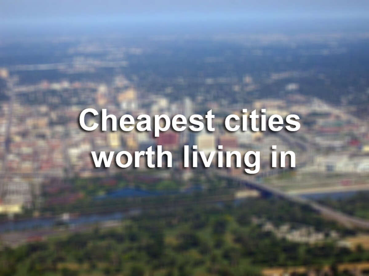 The cheapest cities aren't the best places to live, but kiplinger.com, a finance website, developed the cheapest cities in the country that are actually worth living in, based on economic health and affordability.