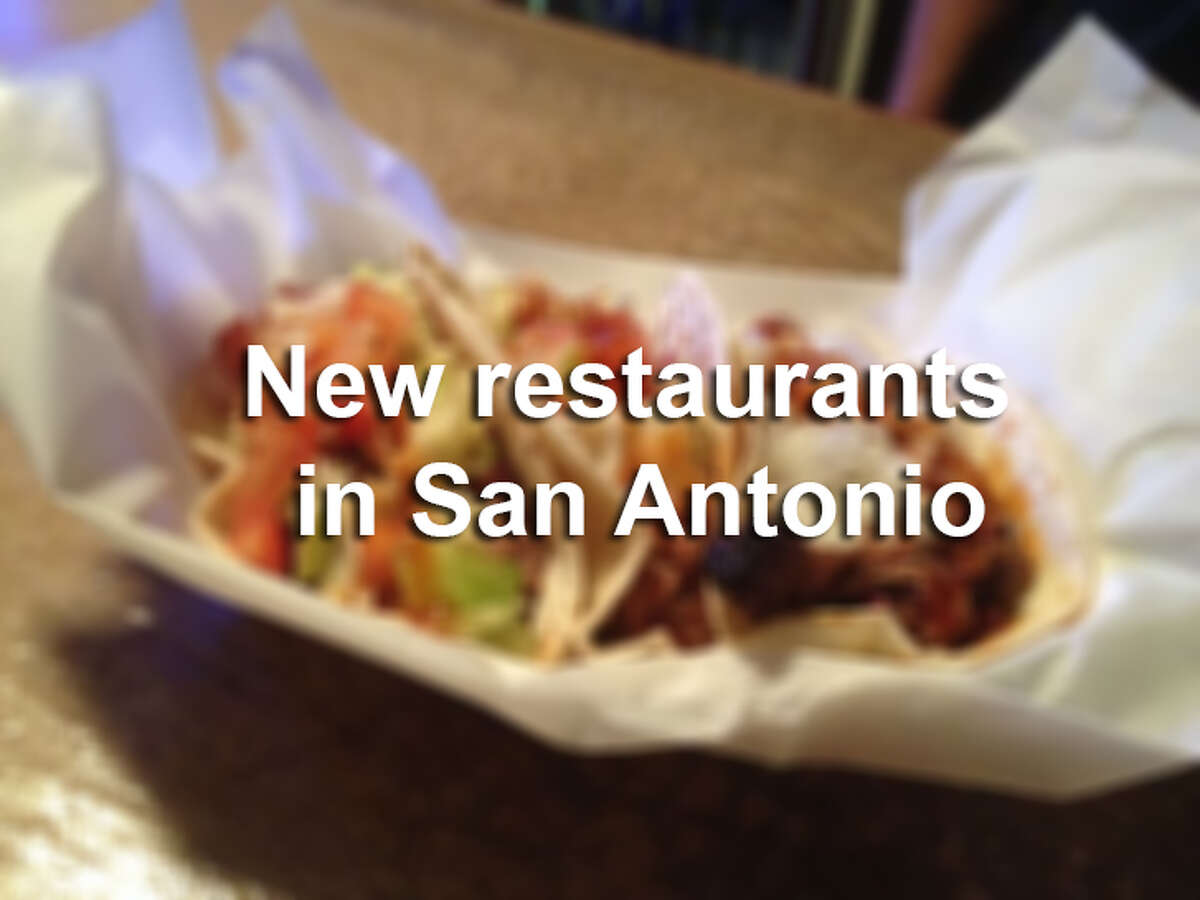 Find out what's new and coming soon in the Alamo City.