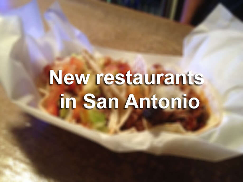 Find out what's new and coming soon in the Alamo City. Photo: Express-News