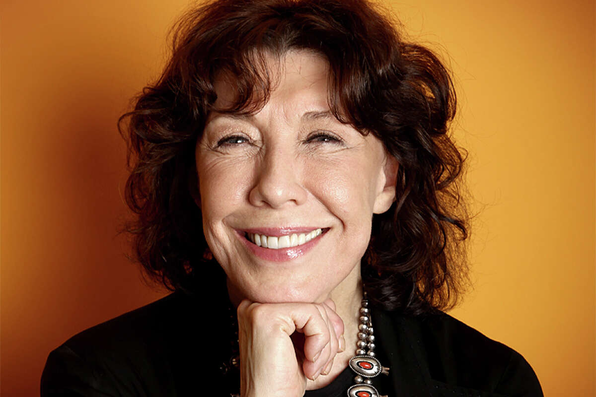 Lily Tomlin, Troy Savings Bank Music Hall, March 7