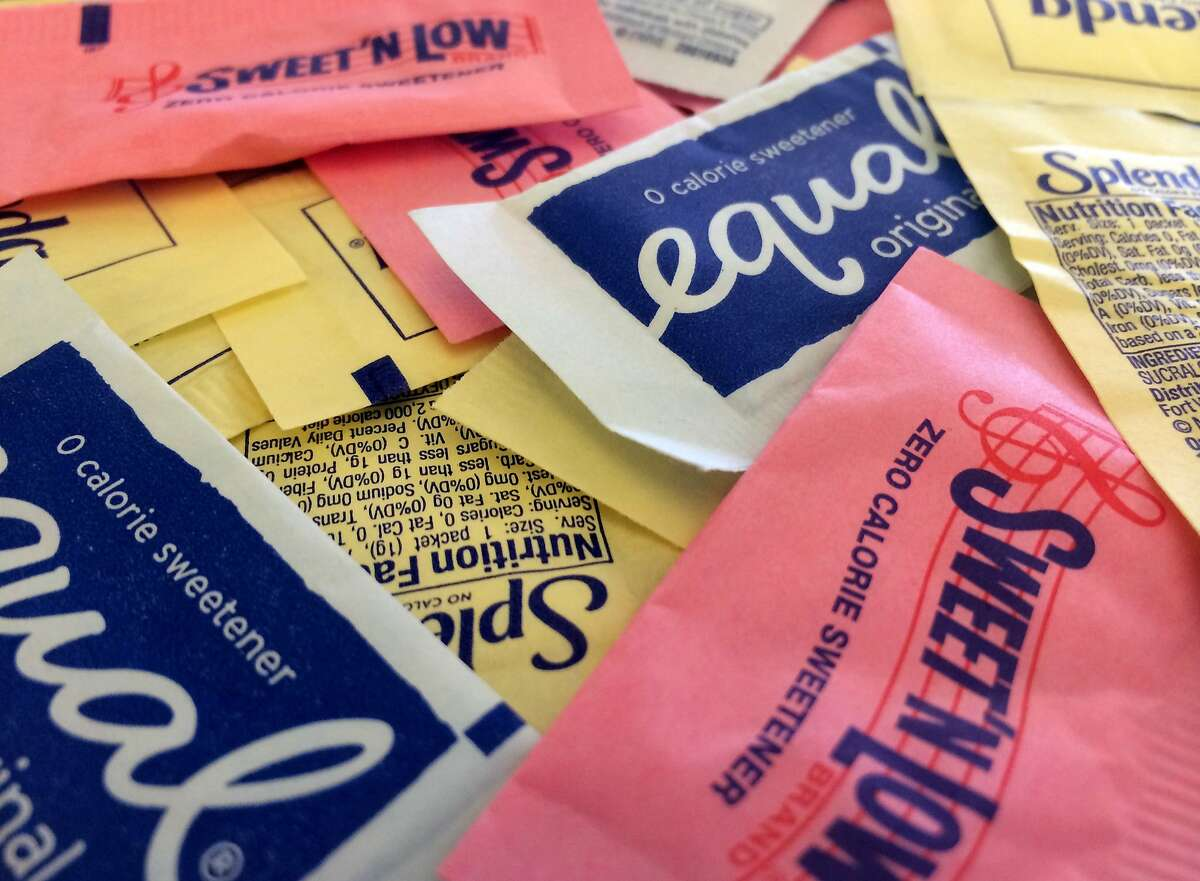 The preliminary study says artificial sweeteners may result in higher blood sugar levels that can lead to diabetes.