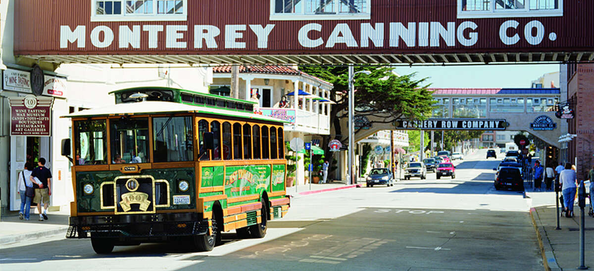 A small-bites adventure awaits on Monterey's Cannery Row.