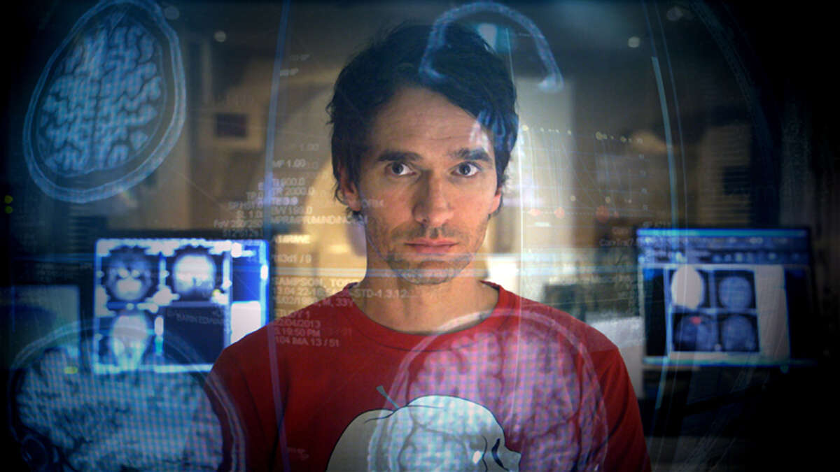 In the documentary series, Merzenich helps entrepreneur Todd Sampson with experiments.