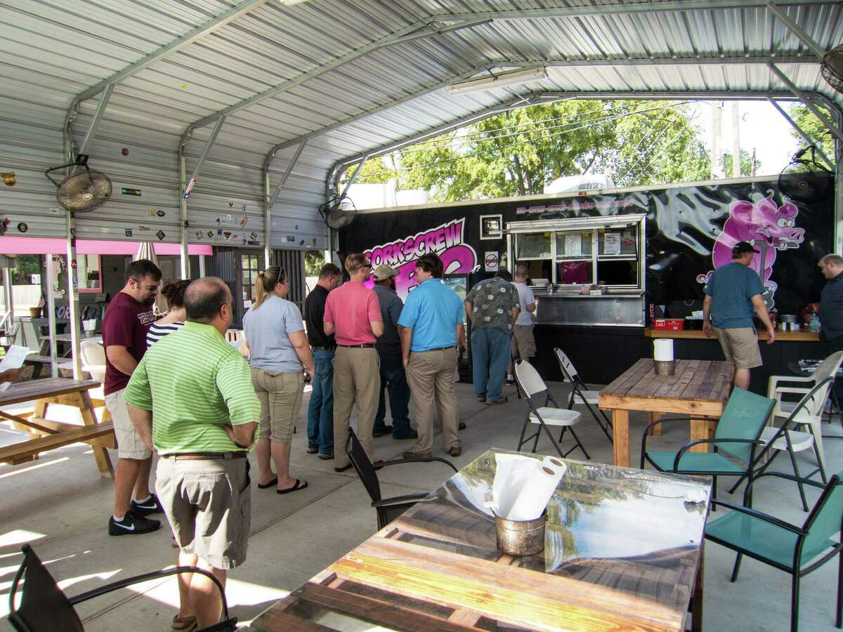 CorkScrew BBQ: Lines form early and meat and sides often sell out early in the afternoon.