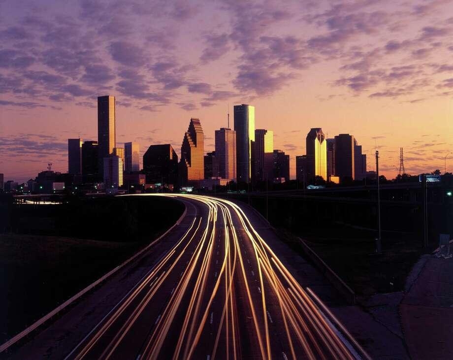 Downtown Skyline, Houston, TX Photo: Richard Stockton, Getty Images / (c) Richard Stockton