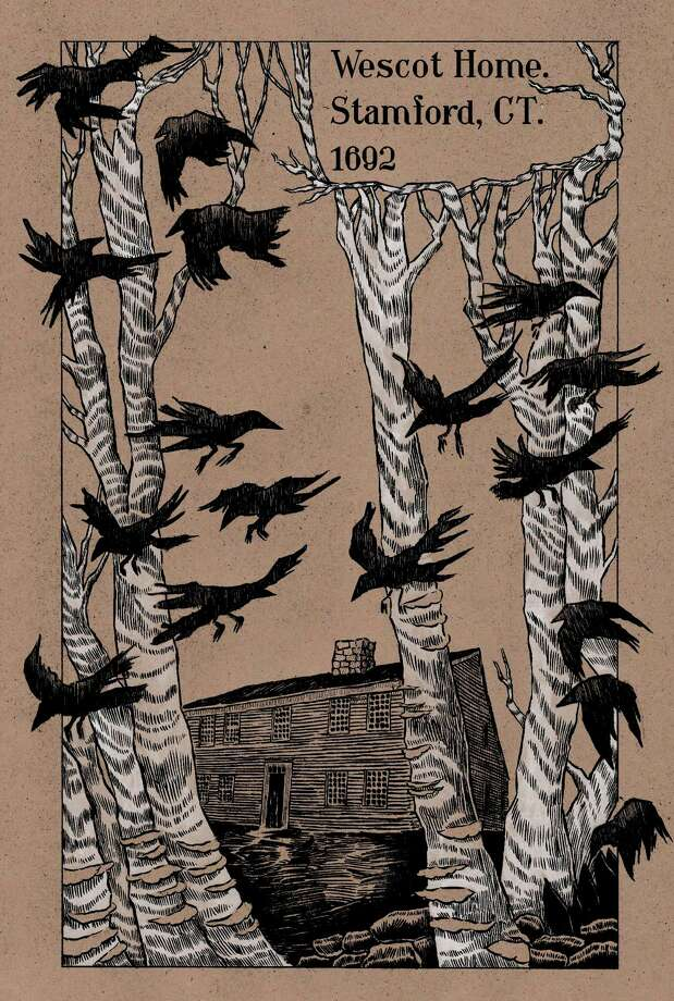 """Author and illustrator Jacob Crane will discuss his graphic novel featured in """"Accused: Fairfield Witchcraft Trials"""" at the free exhibit opening, Thursday, Sept. 25, from 6 to 8 p.m. at the Fairfield Museum and History Center. Photo: Contributed Photo / Connecticut Post Contributed"""