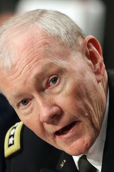 Martin Dempsey spoke of training for Iraq's army as limited. / 2014 Getty Images