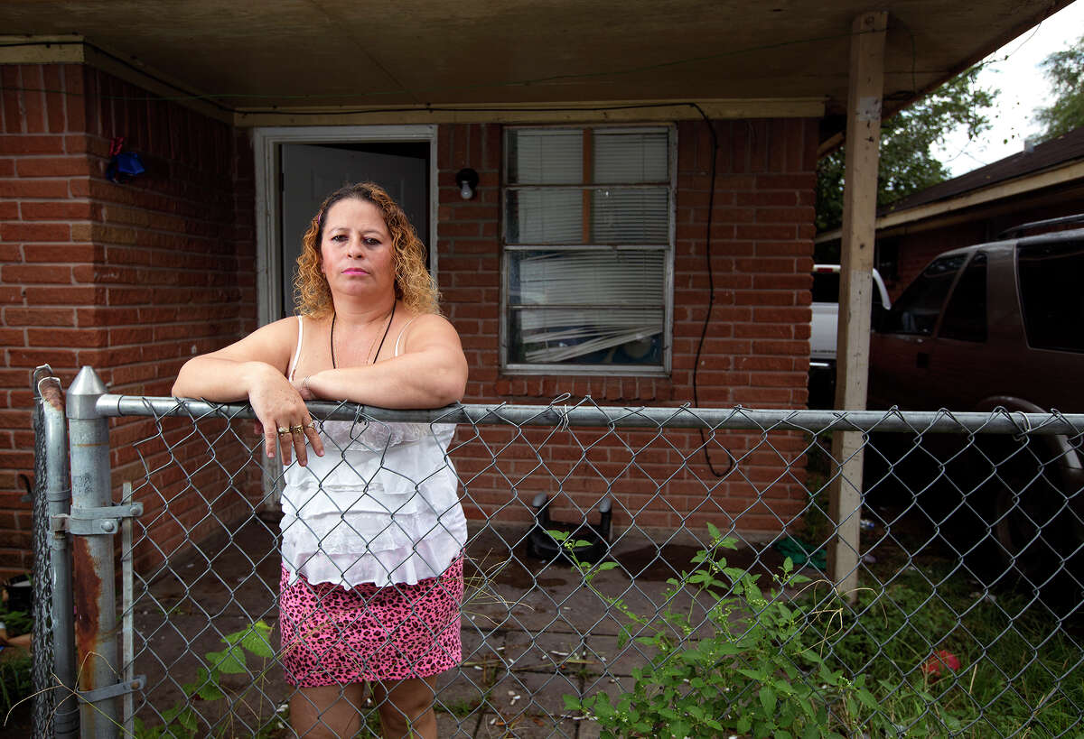 Ana Franco says rent on her two-bedroom home in the Fifth Ward went up $30.