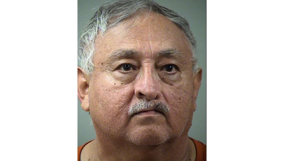 Alberto Torres Trevino, 63, was arrested for indecent exposure Sept. 16 after exposing himself to a police officer at Olmos Park. Photo: Courtesy Photo/Bexar County Sheriff's Office