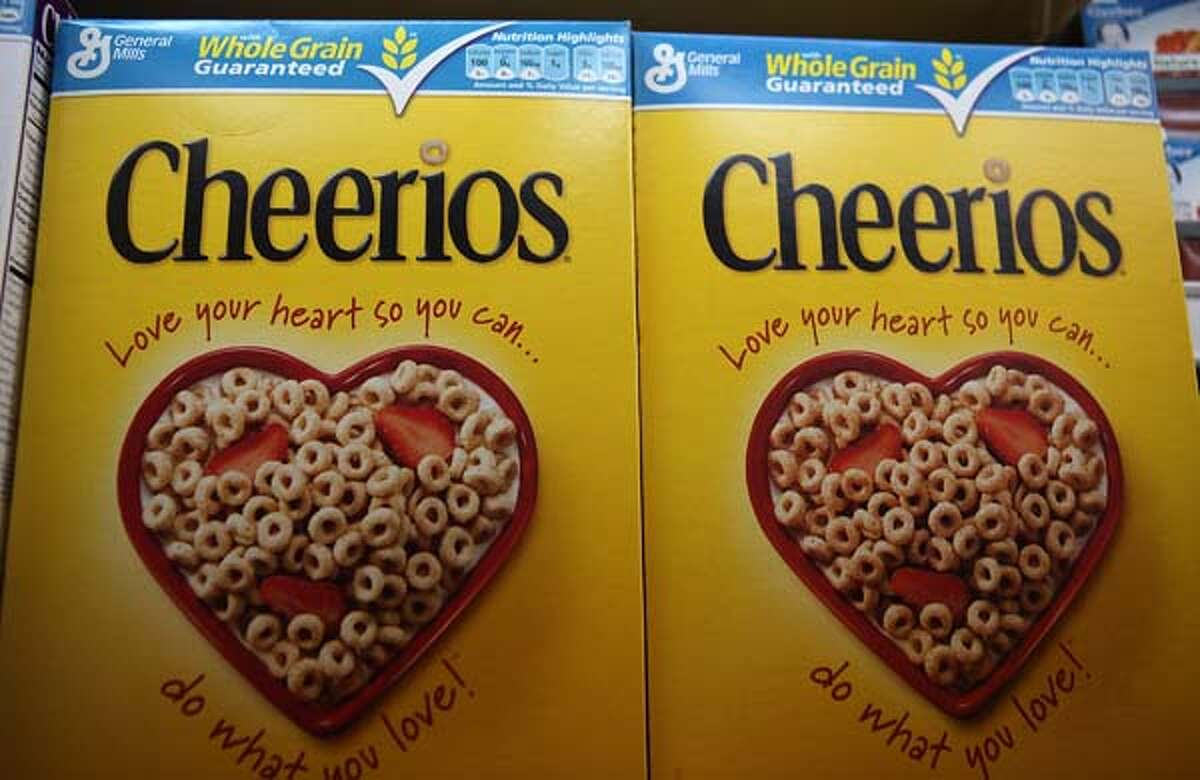 General Mills is known best for cereal, but owns dozens of other food brands, such as Yoplait and Totinos.
