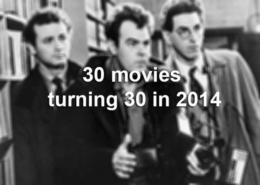 These movies from 1984 will be celebrating three decades this year, according to IMDb.com