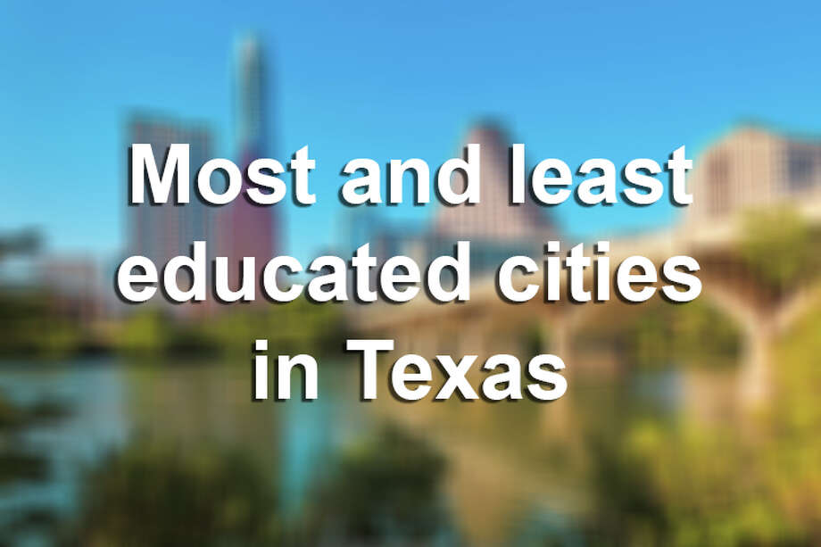 Beaumont is the least educated city in the United States, according to a new study from WalletHub measuring the most educated U.S. cities.  The study examined nine metrics across 150 U.S. cities, including educational attainment, percentage of workers with jobs in computer engineering and science fields and the quality and size of each metropolitan area's universities.  Scroll through the slideshow to see where Texas cities rank on the list. Photo: David Sucsy, File Photo / (c) David Sucsy