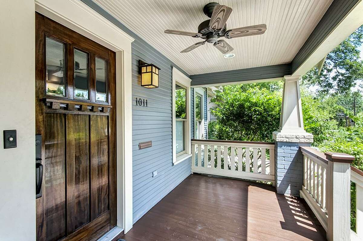 An inside look at 1011 Highland in Woodland Heights