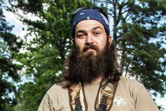 Jep Robertson in A&E's 'Duck Dynasty'