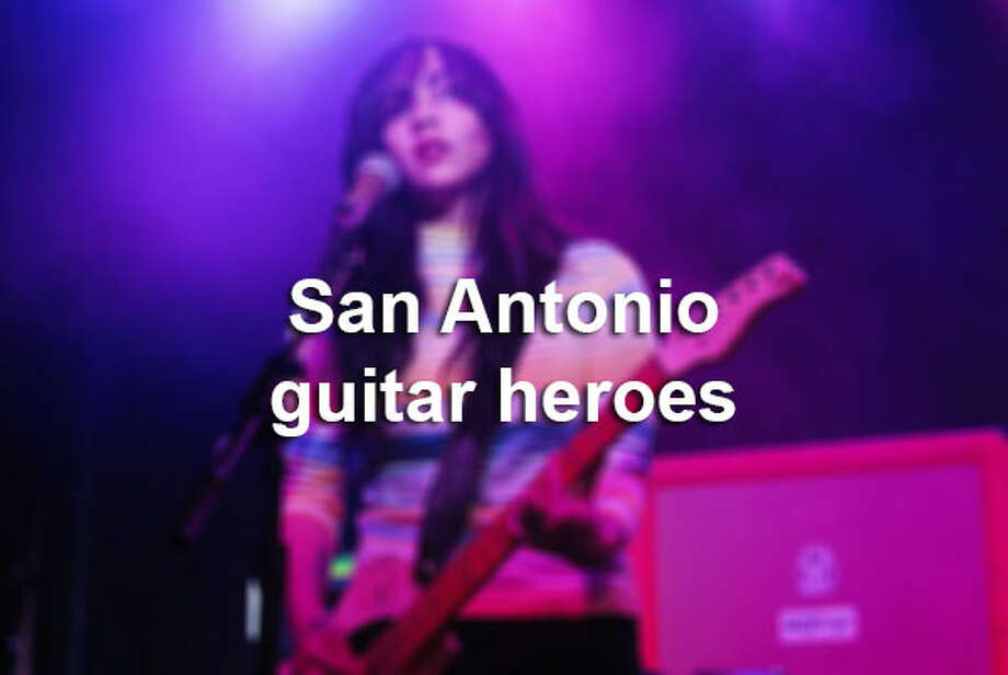 Like a Lynyrd Skynyrd guitar break, the list of San Antonio guitar heroes goes on and on. We've added several that were overlooked the first time around, plus a few nominated by readers. Here are some of the best.