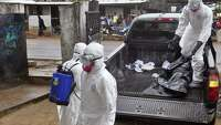 Speed essential in fight against Ebola - Photo