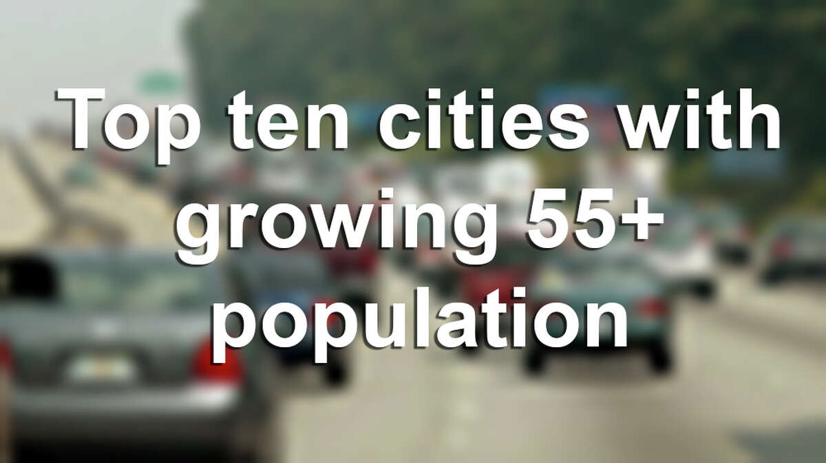 The senior population - or people ages 50 and up - is expected to grow by 20 percent by 2030. Here are the ten cities expected to see the most growth in their 55 and up population, according to seniorhousing.net