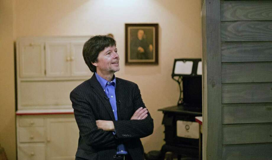 Documentary filmmaker Ken Burns walks through the museum at the home used by former President Franklin D. Roosevelt in Warm Springs, Ga. Photo: Associated Press File Photo / AP