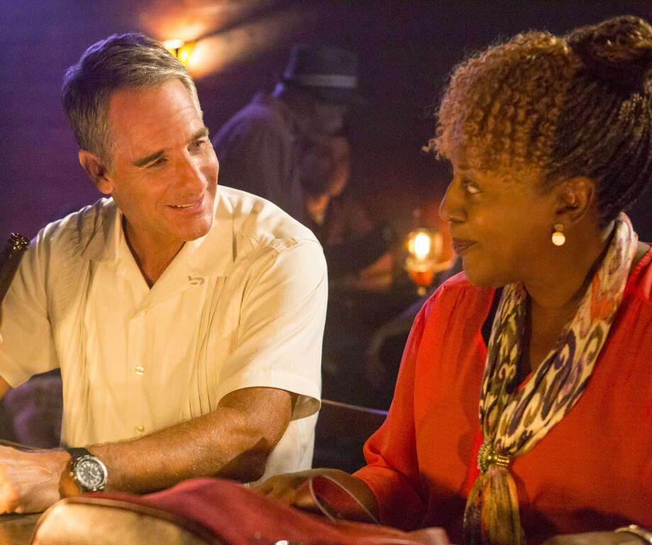 """Scott Bakula plays special agent Dwayne Pride and CCH Pounder is coroner  Loretta Wade in """"NCIS: New Orleans."""" Photo: CBS / Ã?©2014 CBS Broadcasting, Inc. All Rights Reserved"""