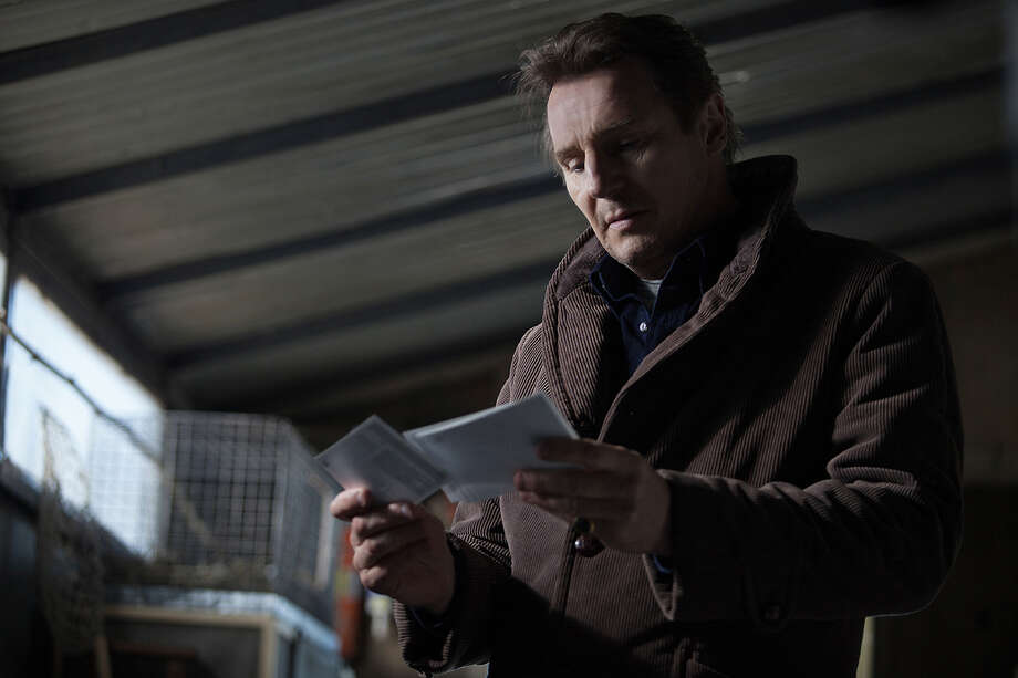 "Liam Neeson stars in ""A Walk Among the Tombstones."" (Universal Pictures)"