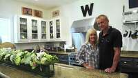 Kitchen remodel: A new coat of paint makes huge impact - Photo