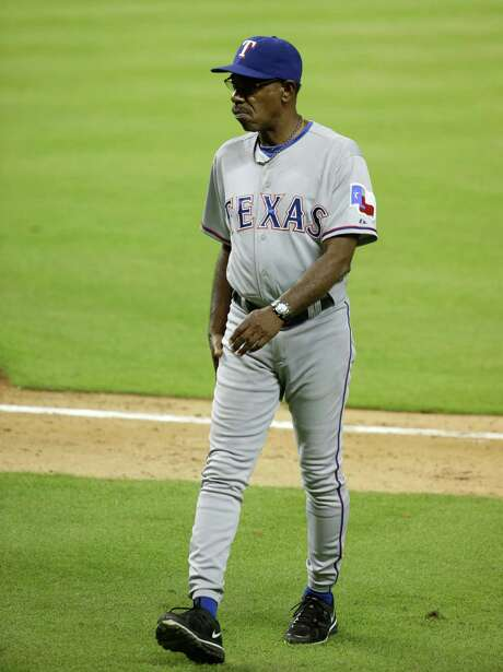 Ron Washington was the Rangers' manager for nearly eight full seasons. Photo: Lynne Sladky, STF / AP