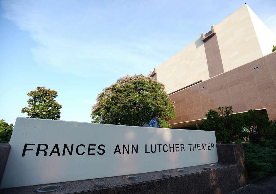 Pictured is the Frances Ann Lutcher Theater in Orange, Texas.  Photo taken Thursday 7/24/14  Jake Daniels/@JakeD_in_SETX Photo: Jake Daniels / ©2014 The Beaumont Enterprise/Jake Daniels