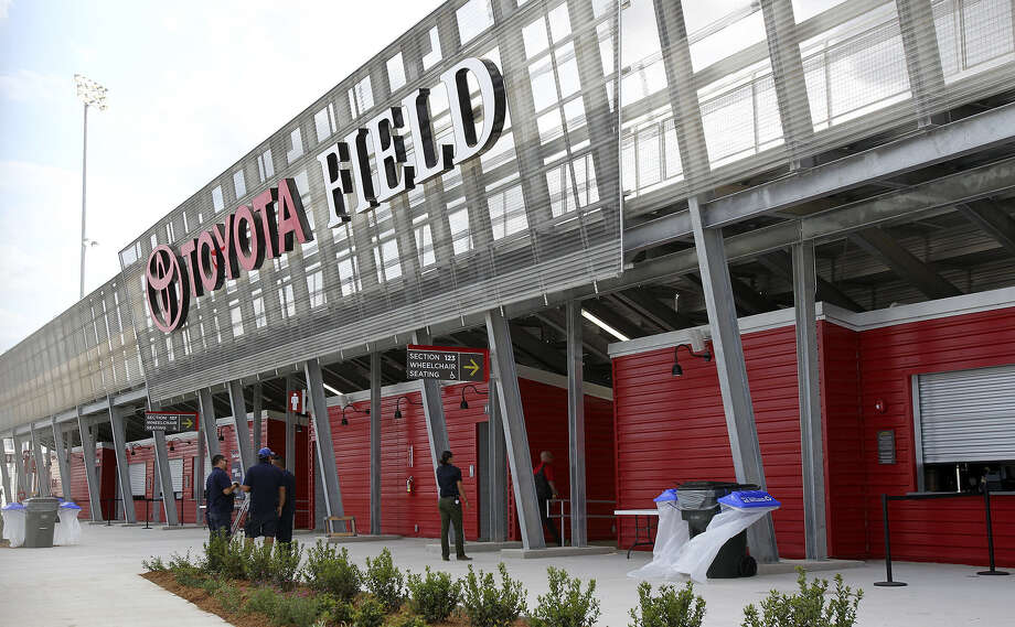 Toyota Field is the home of the Scorpions, which donates its profits to Morgan's Wonderland. Photo: TOM REEL