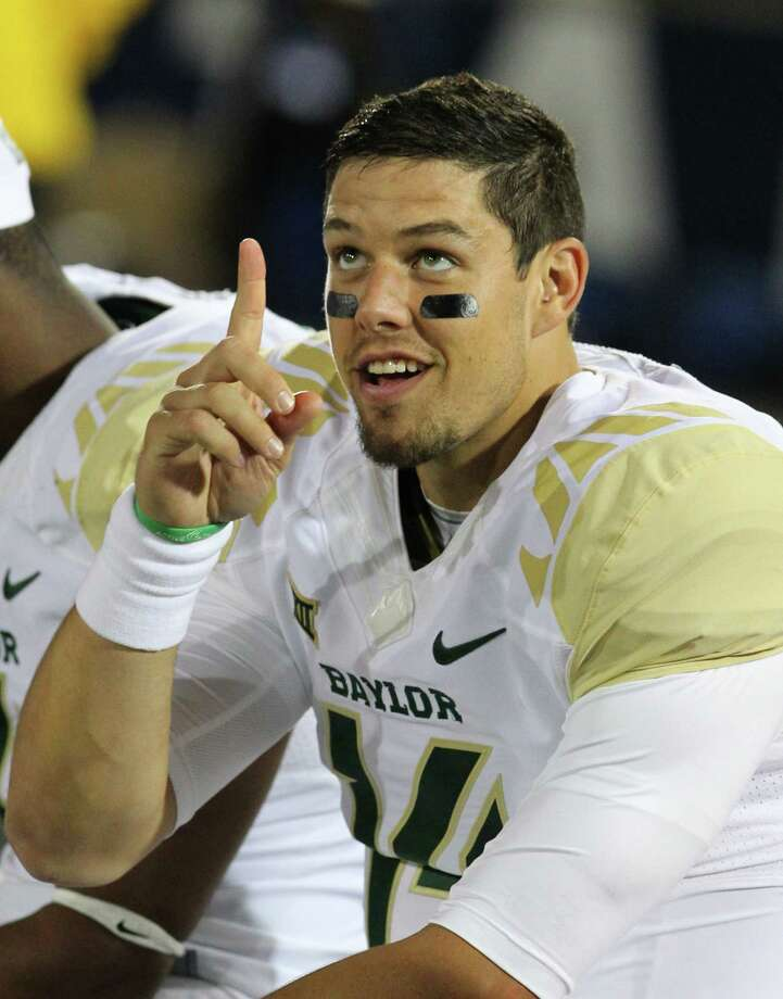 "Baylor quarterback Bryce Petty says he accepts the criticism surrounding the Bears' soft early schedule. ""There are always doubters. It hasn't ever changed,"" said Petty, whose team is 3-0. Photo: Bill Wippert / Associated Press / FR170745 AP"