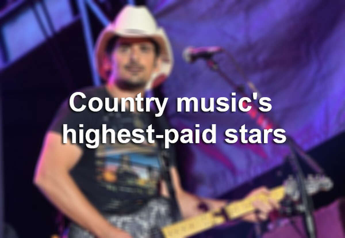 According to Forbes' annual Country Cash Kings list, top country acts are outpacing the biggest names in mainstream pop music. Look to see who tops the cast of top-earning country stars in Forbes' latest list.