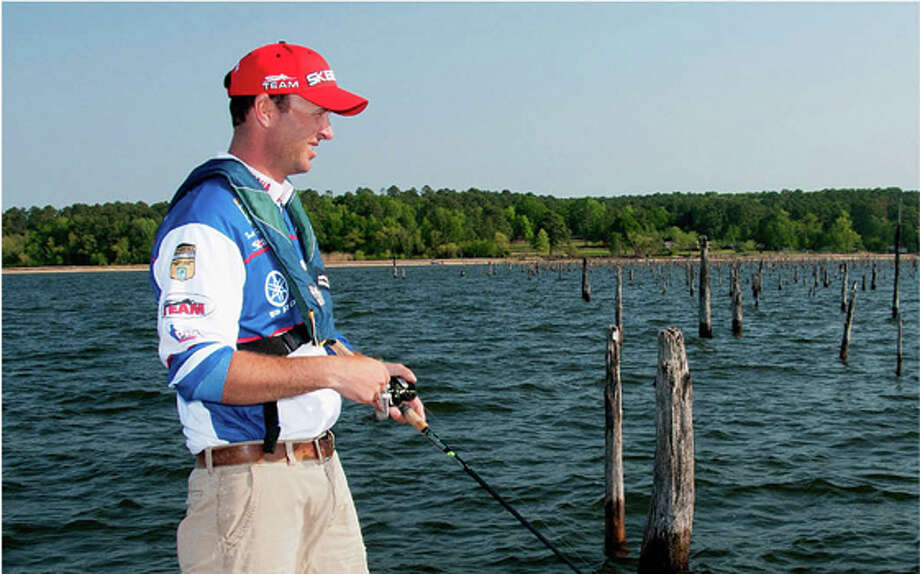 Todd Faircloth currently in second for AOY Courtesy Yamaha Fishing Series