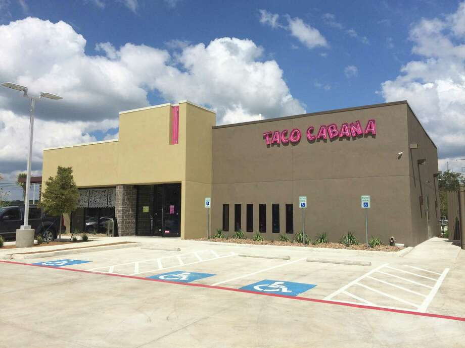 The new prototype for Taco Cabana's restaurants draws inspiration from the interior of Mexico and Alamo City artists have helped design and fill the walls with authentic-style architecture and photography. Photo: San Antonio Express-News
