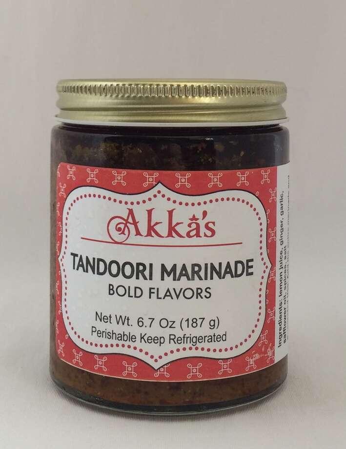 Akka's Tandoori Marinade. Photo: Sarah Fritsche / Sarah Fritsche / The Chronicle / ONLINE_YES